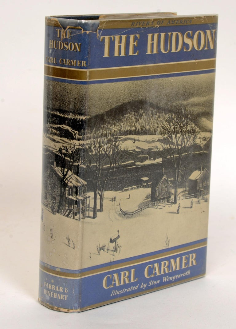 The Hudson by Carl Carmer, First Edition For Sale 4