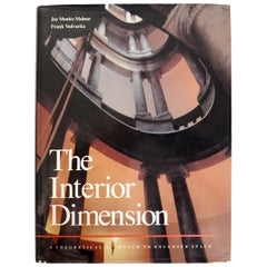 The Interior Dimension A Theoretical Approach to Enclosed Space