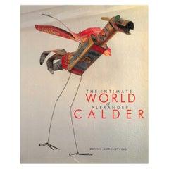 'Intimate World of Alexander Calder', 'Book'