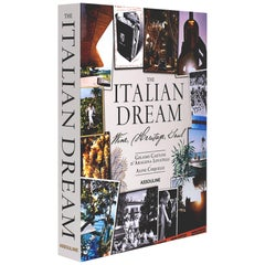 """""""The Italian Dream"""" Book"""