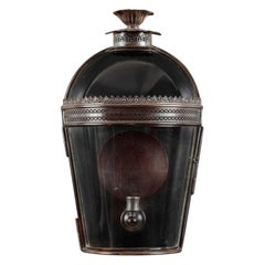 Jamb Large Hyde Glazed Wall Lantern Sconce Lighting