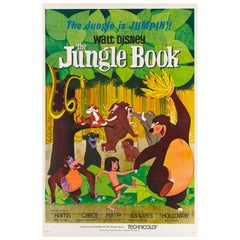 """The Jungle Book"" Film Poster"