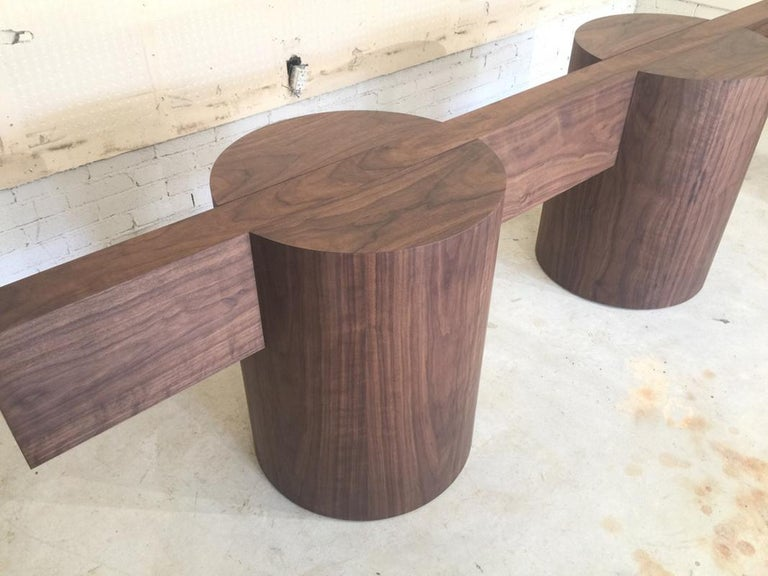 Contemporary 'Kimono' Dining or Conference Table For Sale
