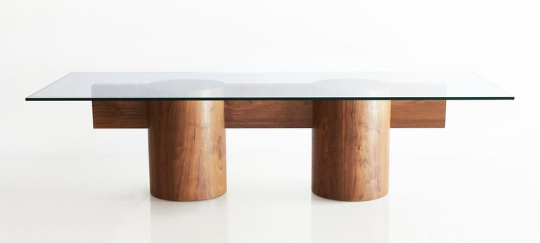 Minimalist 'Kimono' Dining or Conference Table For Sale