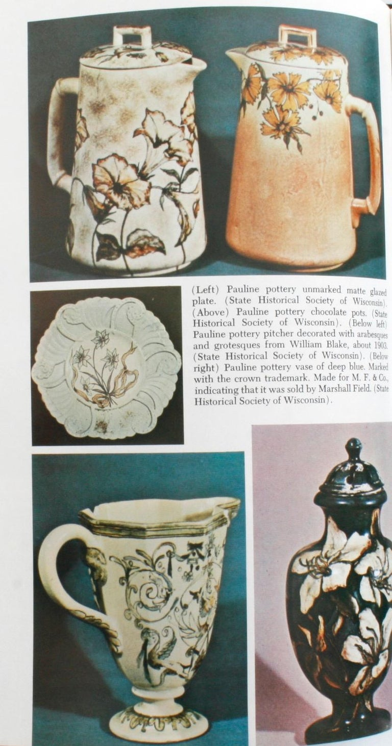 The Kovel's Collector's Guide to American Art Pottery For Sale 5