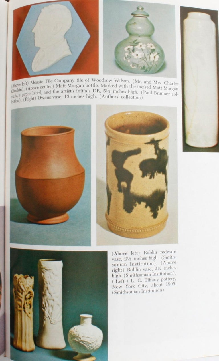 The Kovel's Collector's Guide to American Art Pottery For Sale 6