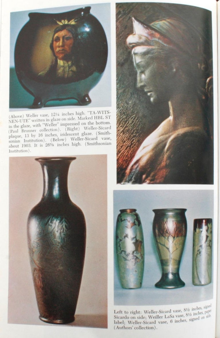 The Kovel's Collector's Guide to American Art Pottery For Sale 7