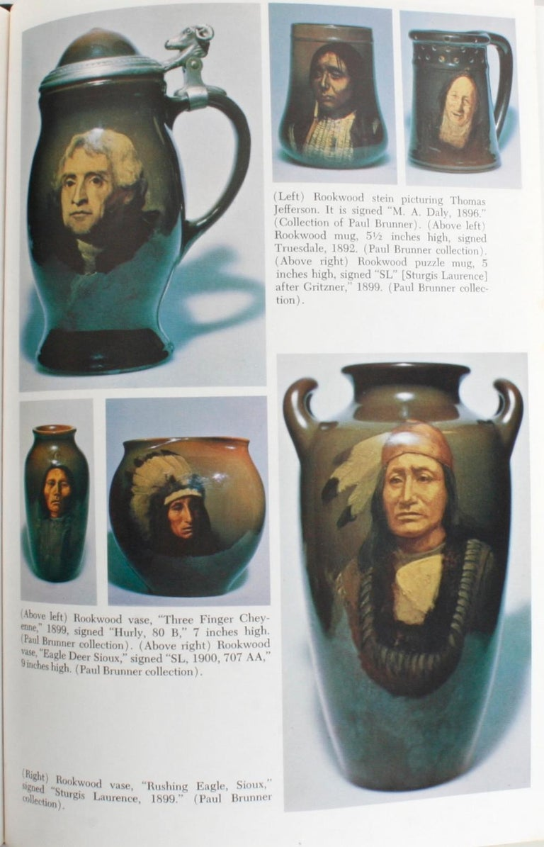 The Kovel's Collector's Guide to American Art Pottery For Sale 8