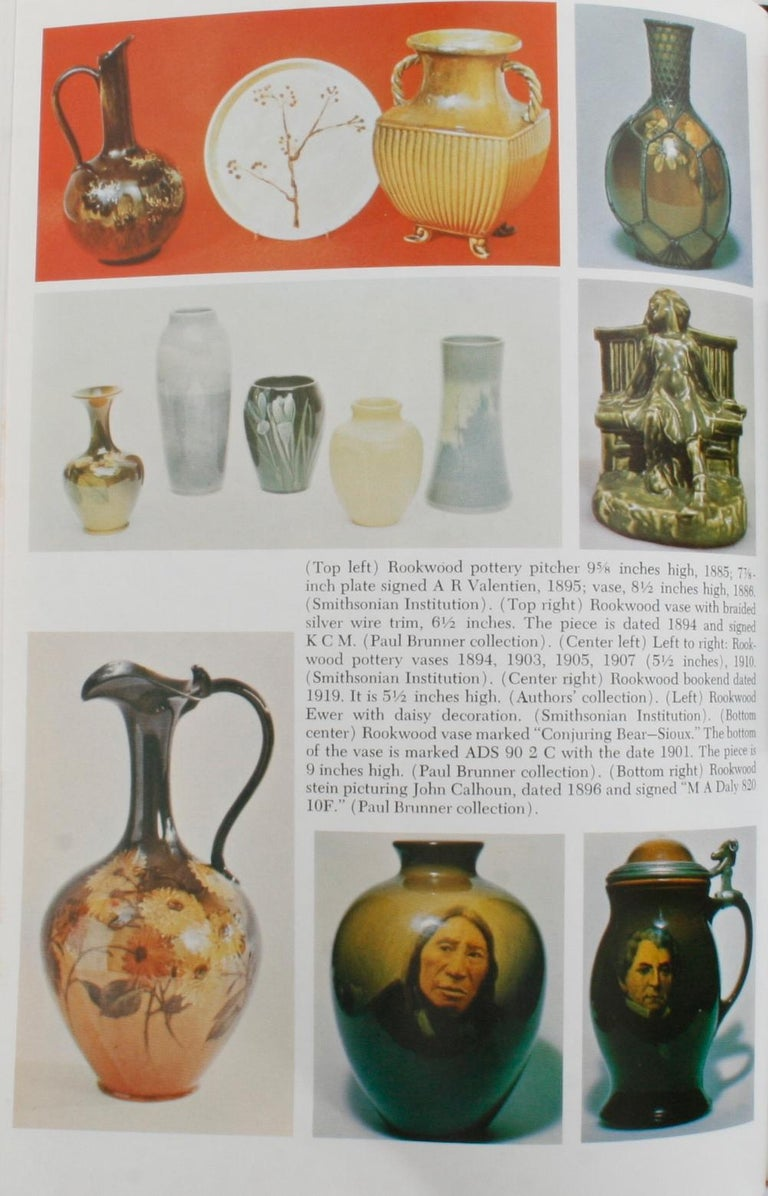 The Kovel's Collector's Guide to American Art Pottery For Sale 9