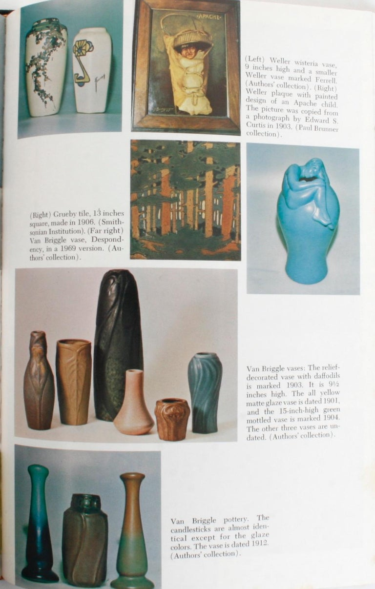 The Kovel's Collector's Guide to American Art Pottery For Sale 11