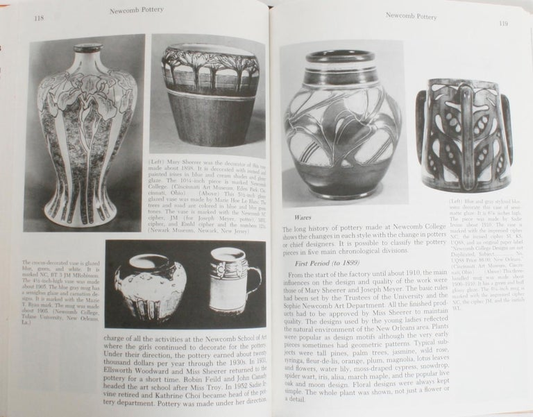 The Kovel's Collector's Guide to American Art Pottery For Sale 12