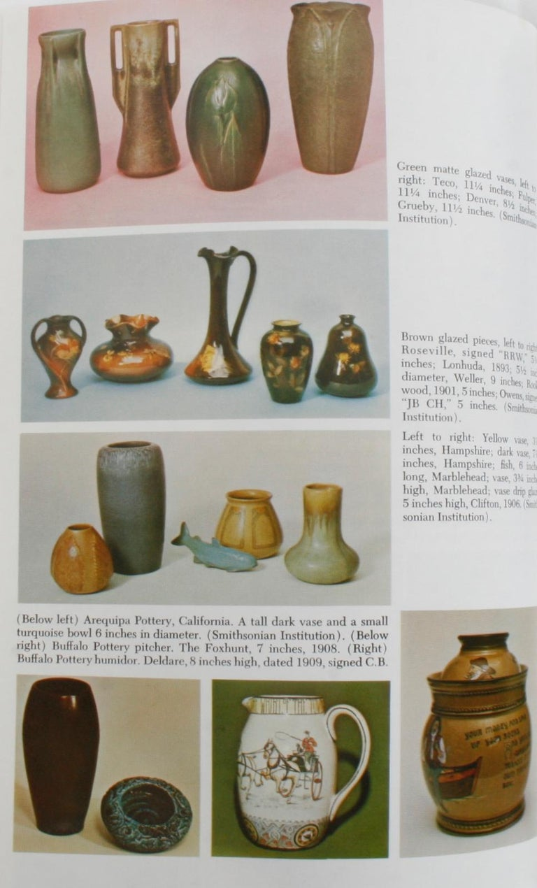Paper The Kovel's Collector's Guide to American Art Pottery For Sale