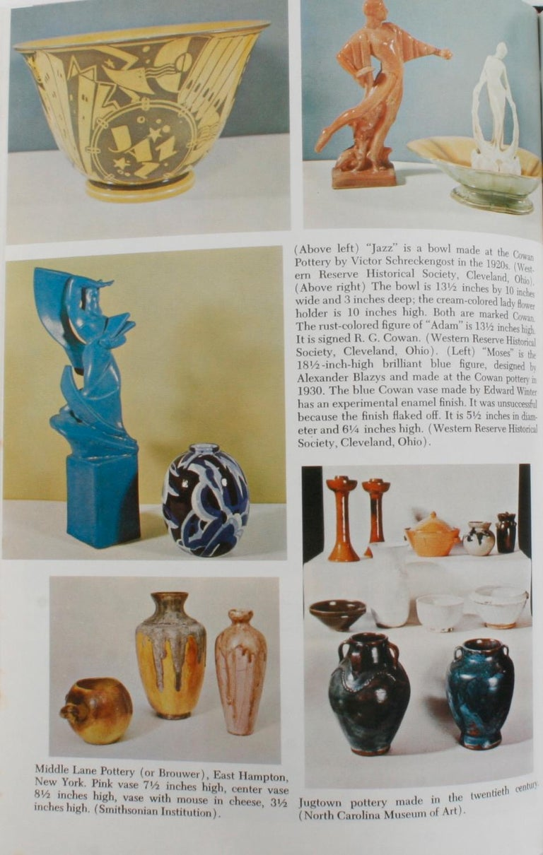 The Kovel's Collector's Guide to American Art Pottery For Sale 1