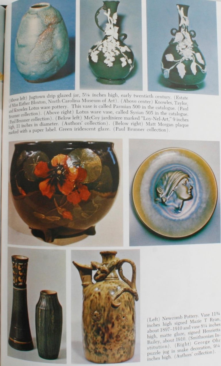 The Kovel's Collector's Guide to American Art Pottery For Sale 3