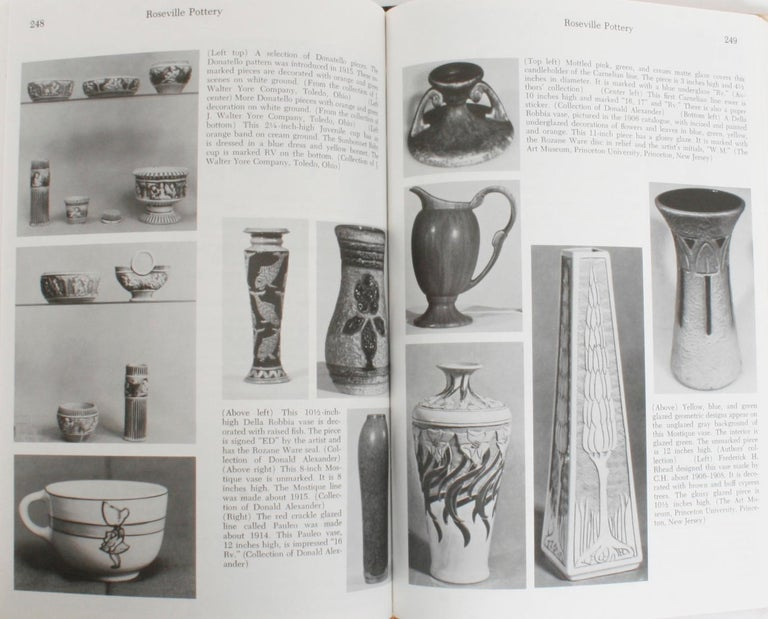 The Kovel's Collector's Guide to American Art Pottery For Sale 4