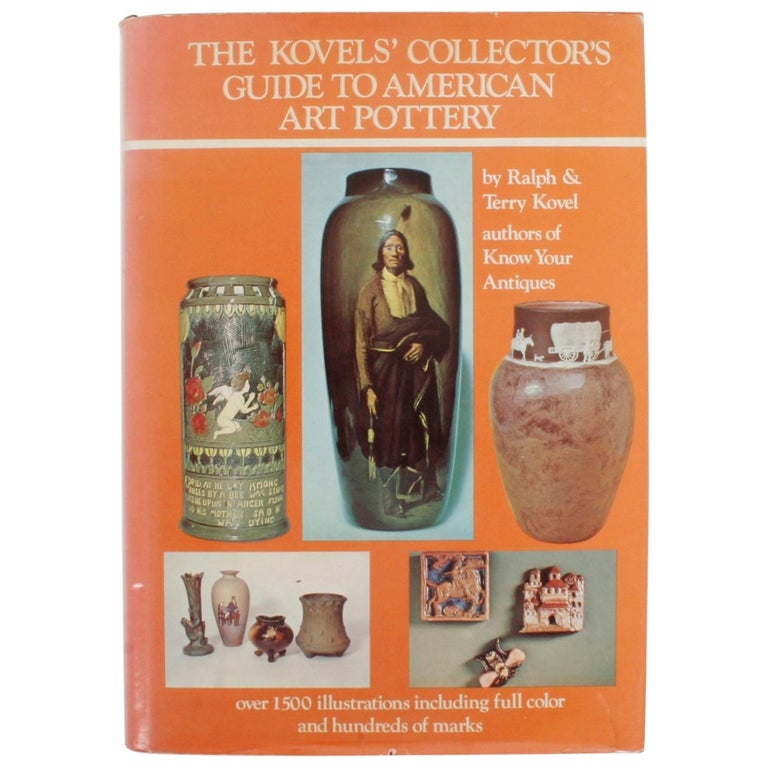 The Kovel's Collector's Guide to American Art Pottery For Sale