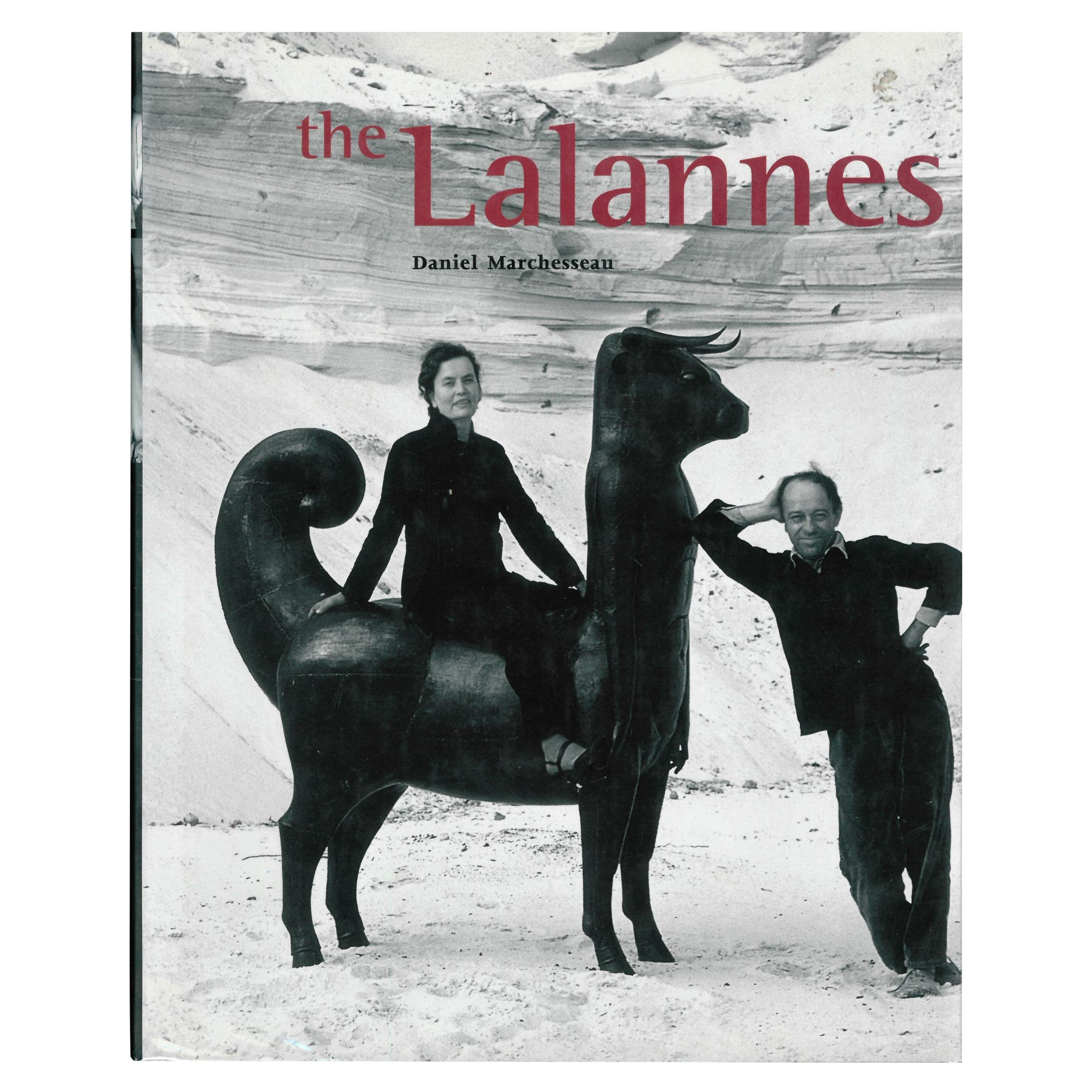 """The Lalannes"" Book on the Famous Husband and Wife Sculptors"