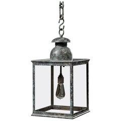 Large Jamb Benson Hanging Lantern Georgian Lighting
