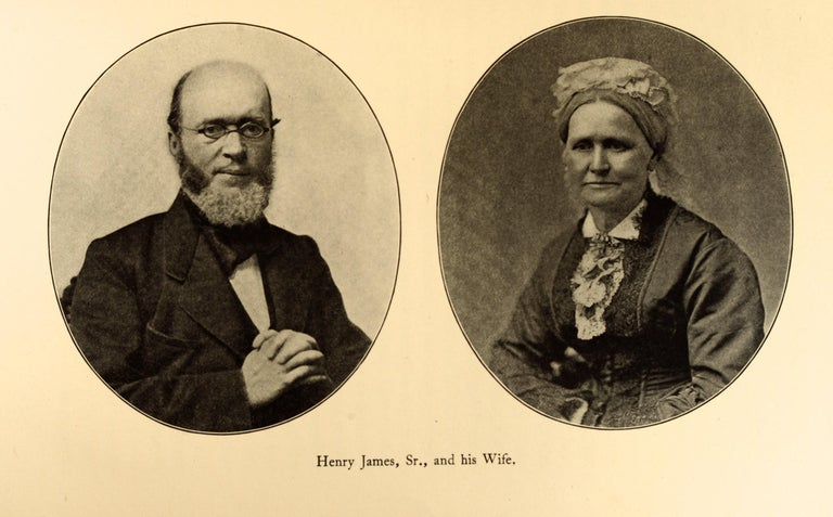 The Letters of William James, 2 Volumes Edited by His Son Henry James circa 1920 For Sale 1