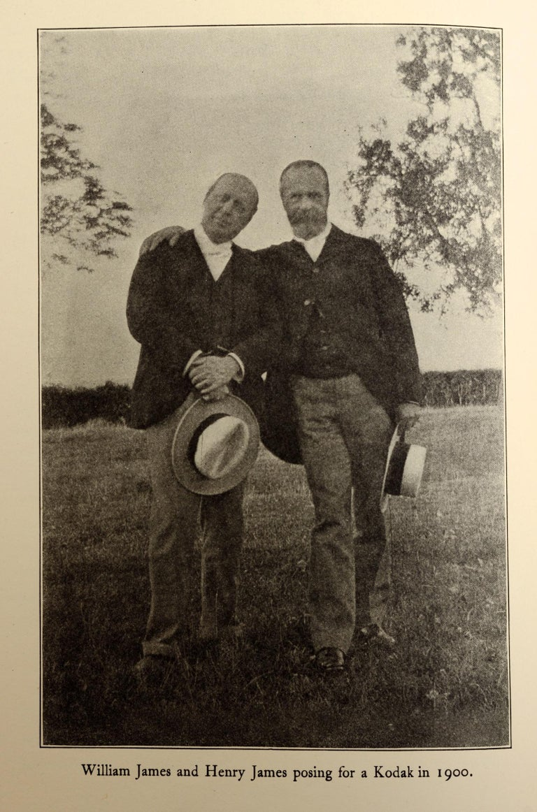 The Letters of William James, 2 Volumes Edited by His Son Henry James circa 1920 For Sale 2