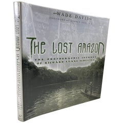 The Lost Amazon by Wade Davis Hardcover Book