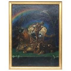 'The Magic Crystal' by Frank Owen Salisbury