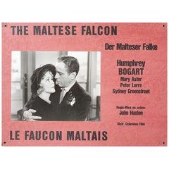 """""""The Maltese Falcon"""" 1970s Swiss Scene Card"""
