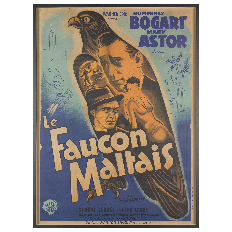 """The Maltese Falcon"""" / """"Le Faucon Maltaise"""