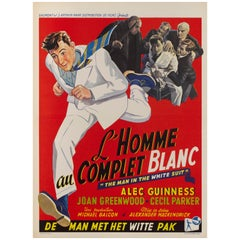 The Man in the White Suit  / L' Homme au Complet Blanc
