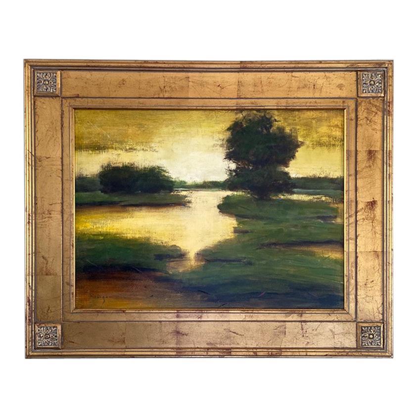 The Marshland Farmington by Seth Winegar '1999'