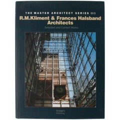 The Master Architect Series III, R.M. Kliment & Frances Halsband Architects