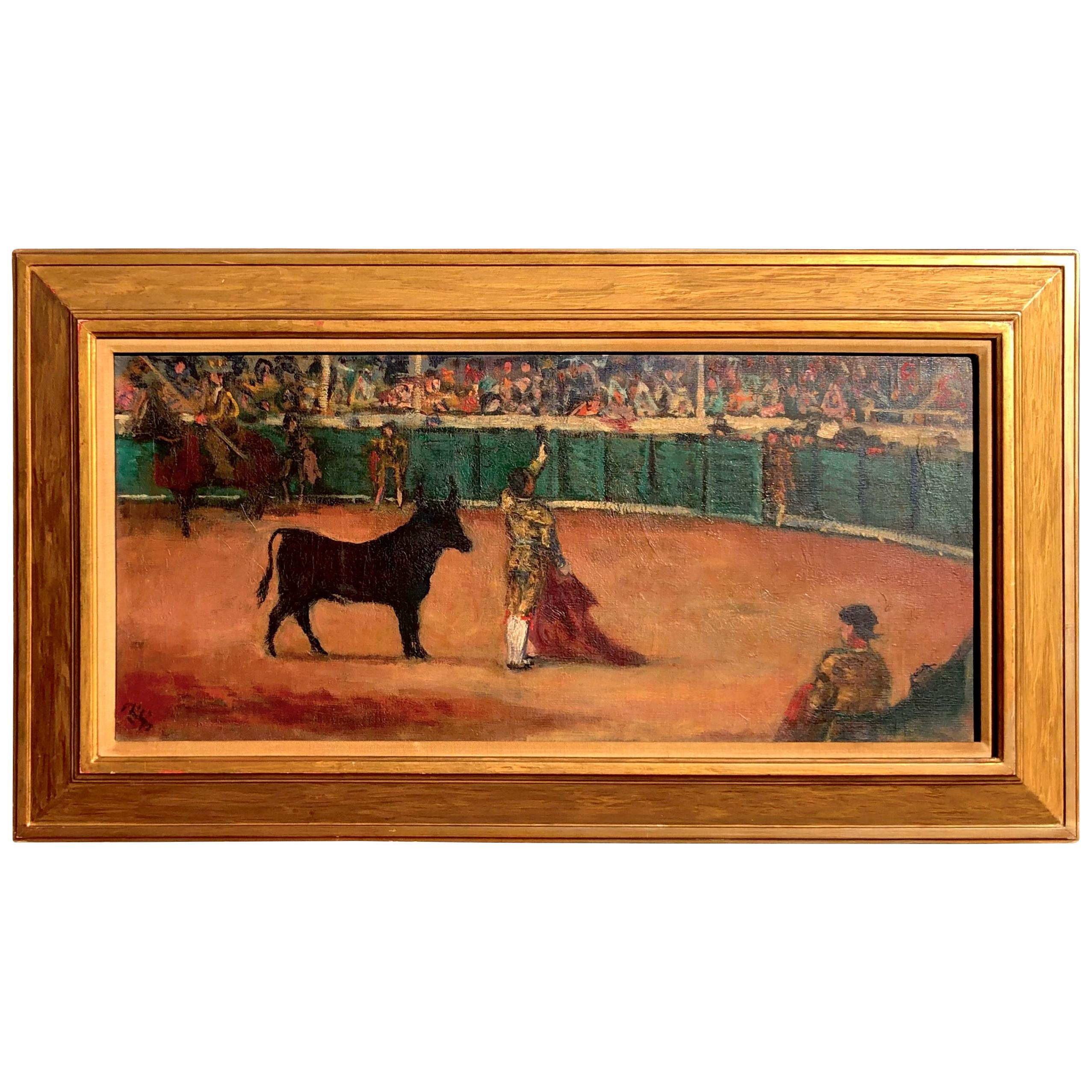 """The Matador"" by Robert Philipp"