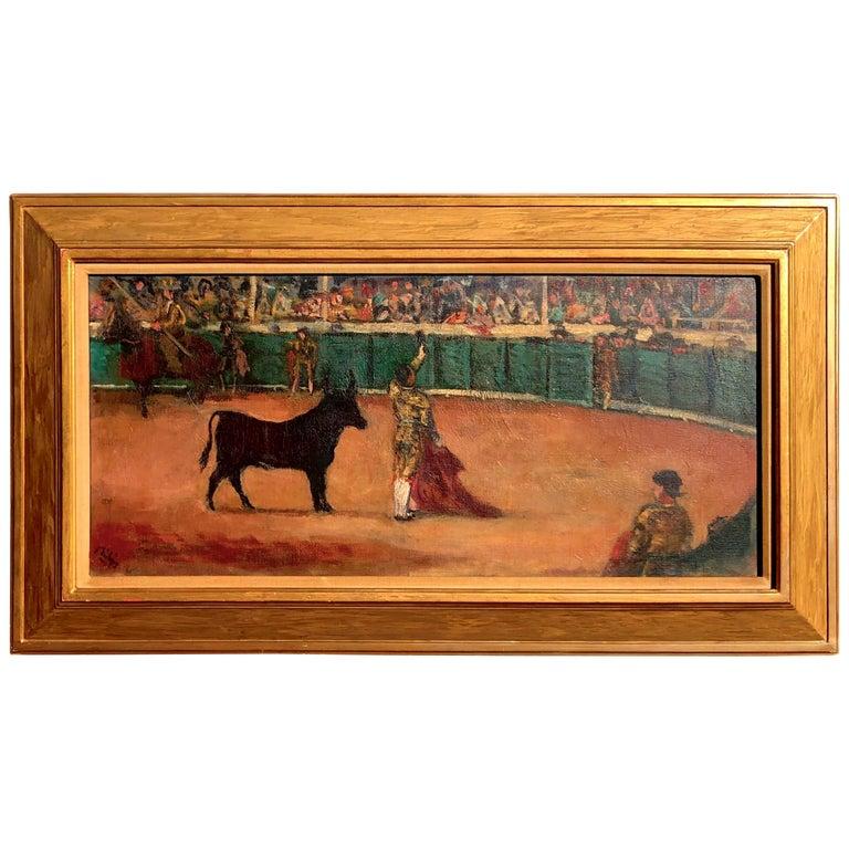 """The Matador"" by Robert Philipp For Sale"