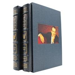 The Memoirs of Richard Nixon, Two-Volume Set, circa 1988