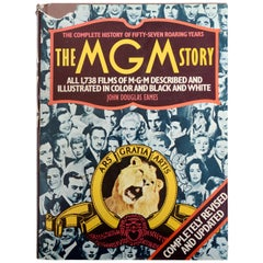 The MGM Story The Complete History of Fifty Roaring Years, by John Eames