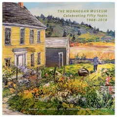 The Monhegan Museum Celebrating Fifty Years, 1968-2018, 1st Ed