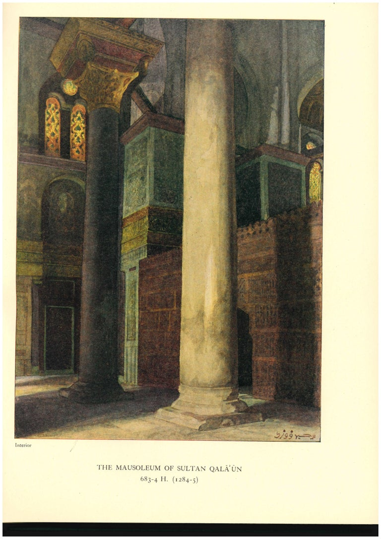 Mosques of Egypt in 2 Volumes Books For Sale 1