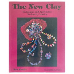 The New Clay Techniques and Approaches to Jewelry Making, book