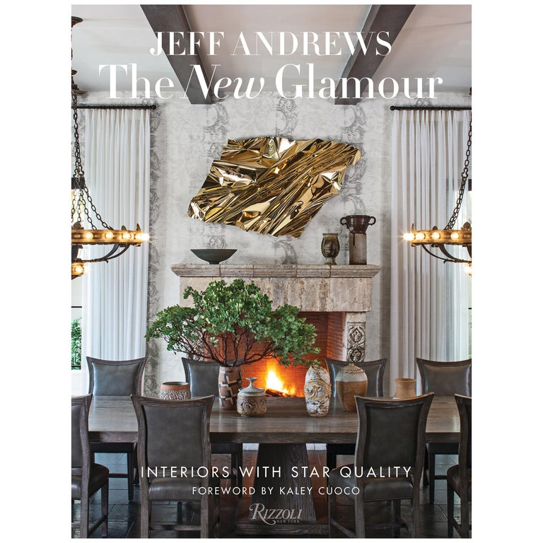 The New Glamour Interiors with Star Quality For Sale