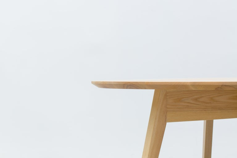 Canadian Ash Dining Table by Kate Duncan  For Sale