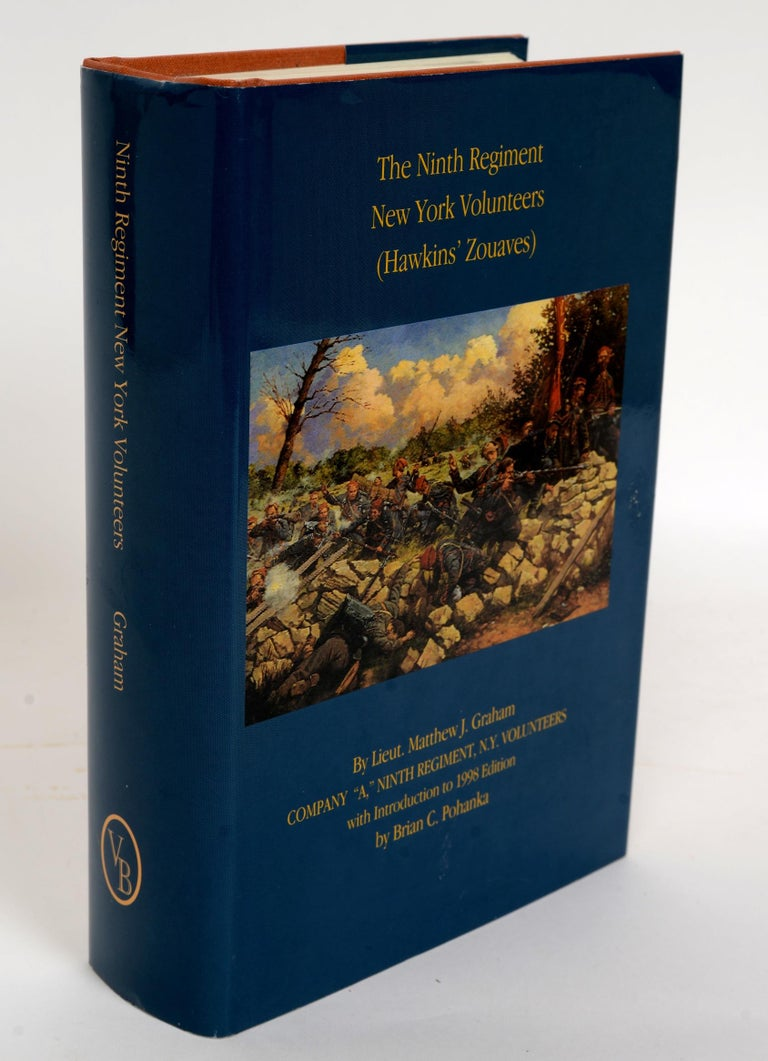 Late 20th Century The Ninth Regiment New York Volunteers 'Hawkins' Zouaves' by Matthew J. Graham For Sale