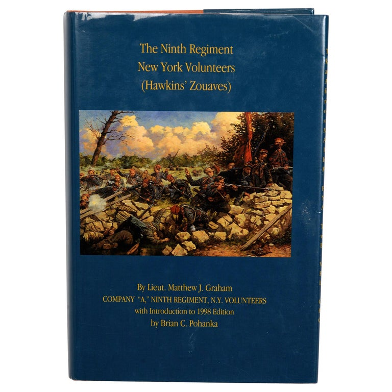 The Ninth Regiment New York Volunteers 'Hawkins' Zouaves' by Matthew J. Graham For Sale