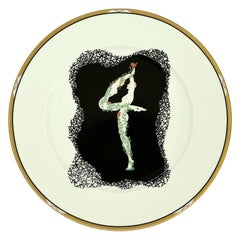The Numerals Plate 4, Erté 'after', 1976