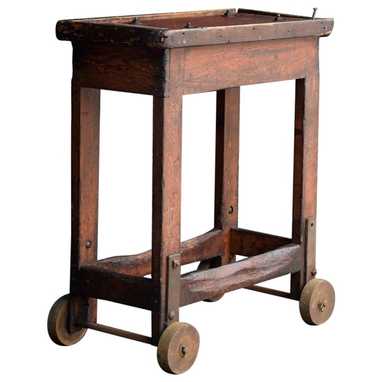 Old English Mill Trolley, circa 1900 For Sale