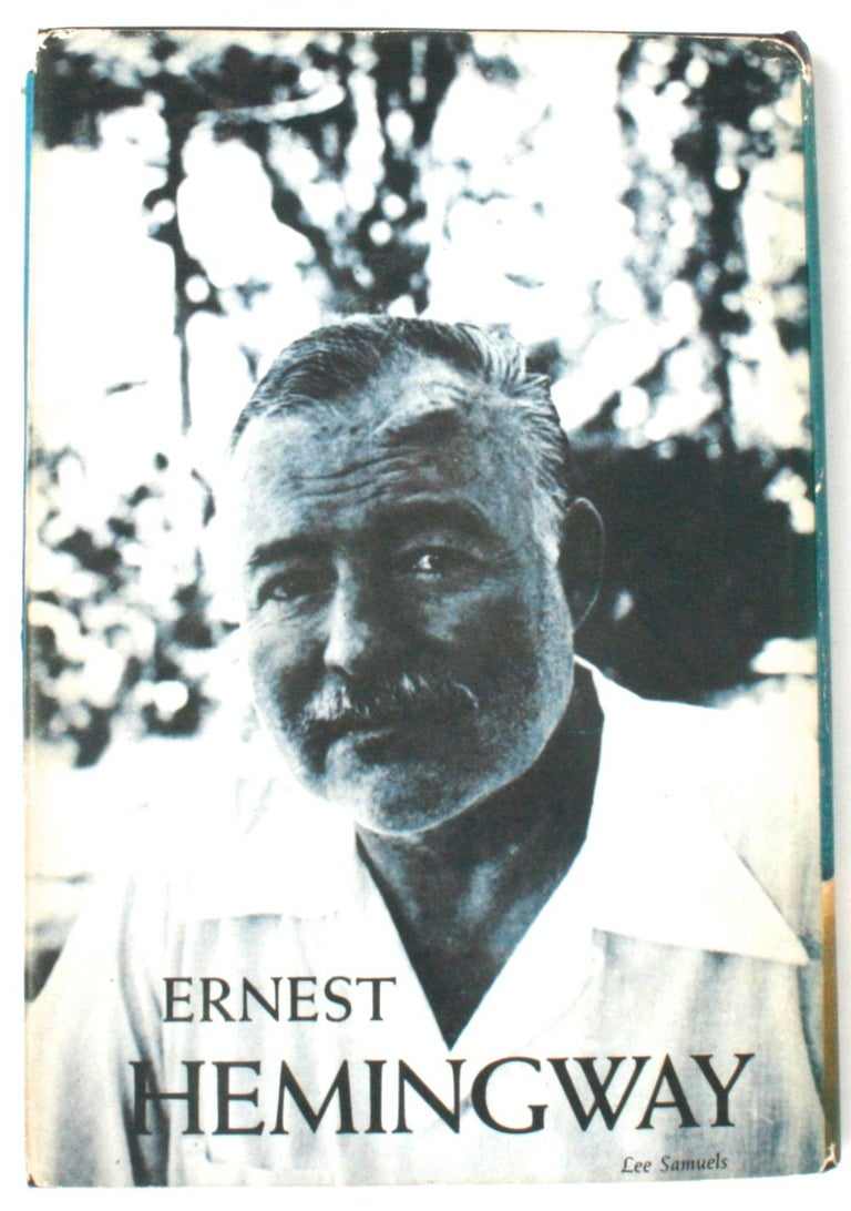 The Old Man and the Sea by Ernest Hemingway. New York: Charles Scriber's Sons, 1952. BOMC hardcover with dust jacket, printed in the 1st year of publication. 140 pp. A short novel written by the American author Ernest Hemingway in 1951 in Cuba. It