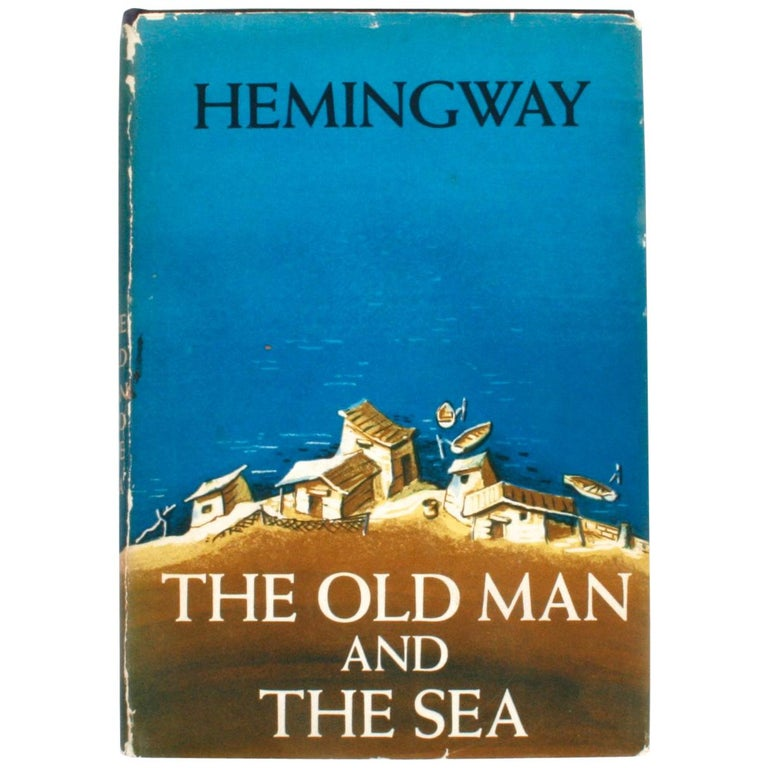 The Old Man and the Sea by Ernest Hemingway For Sale