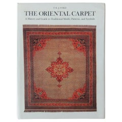 The Oriental Carpet Hardcover Coffee Table Book by P.R.J. Ford