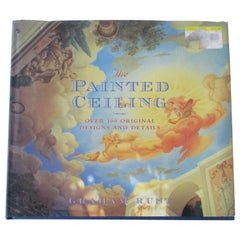The Painted Ceiling Hardcover Book