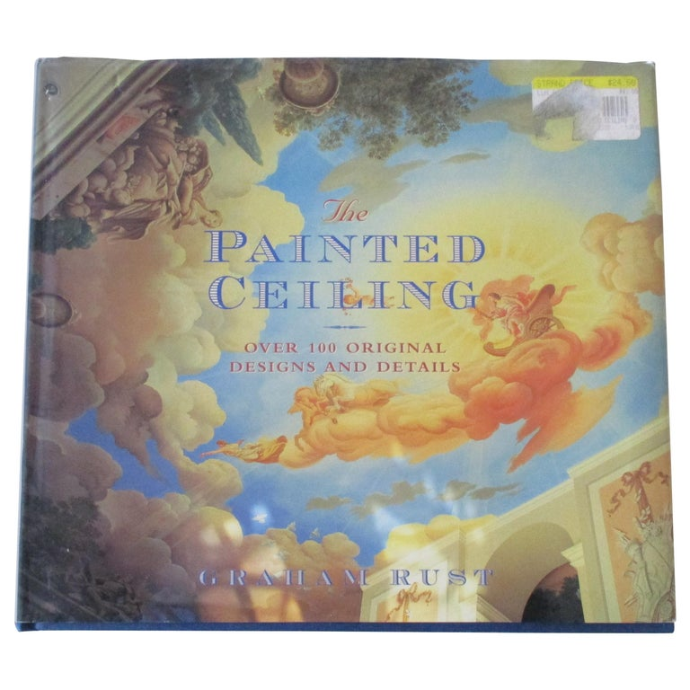 The Painted Ceiling Hardcover Book For Sale