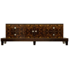 The Palette Credenza by The Wendell Castle Collection